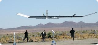 Zephyr, record mondial al duratei de zbor