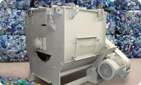 Eliminarea automată a etichetelor din PVC