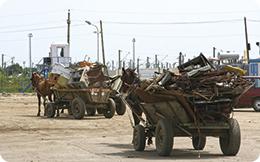 Garda de Mediu va verifica semestrial colectorii de deșeuri metalice
