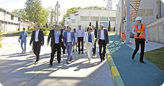 Investiţie de 15 milioane euro la fabrica de ciment din Aleşd