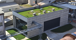 Instalație de Recuperare a Energiei Termice Reziduale (WHR) la fabrica de ciment Holcim de la Aleșd