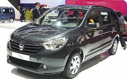 Motoare Euro 6,la Automobile Dacia