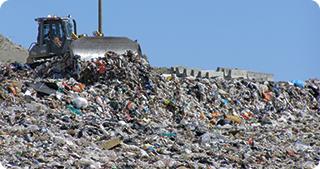 Depozit de deşeuri sau spaţii de agrement?