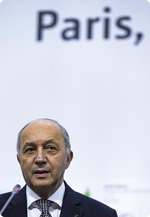 Laurent Fabius, ministru de externe francez (foto: Agerpres)
