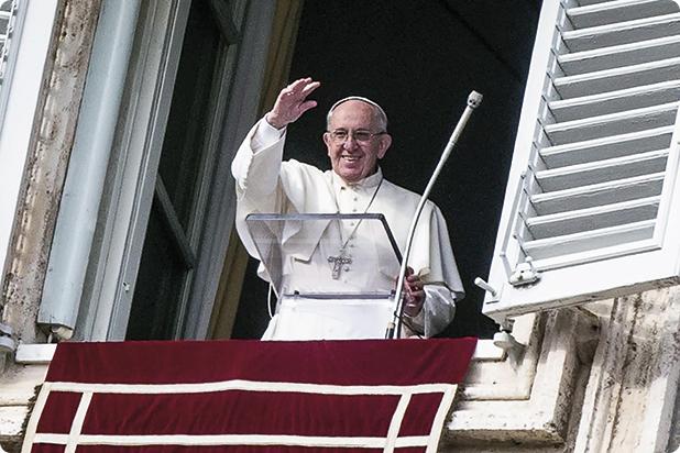 Papa Francisc (foto: Agerpres)