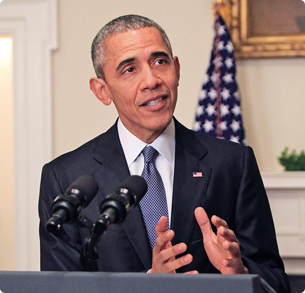 Președintele SUA Barack Obama (foto: Agerpres)