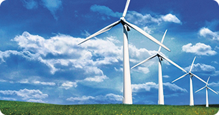 Cea mai mare producţie de energie eoliană din istorie