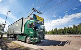 Un alt fel de transport electrificat