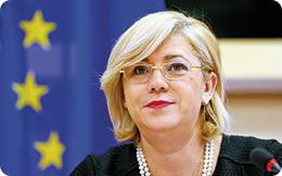 Comisarul european Corina Creţu