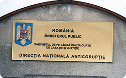 Direcţia Naţională Anticorupţie