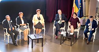 """""""România - 10 ani în mediul european"""""""