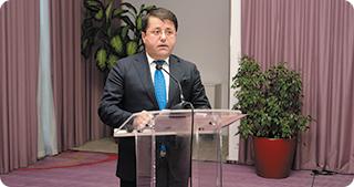 Cornel Brezuică, președintele Administrației Fondului pentru Mediu