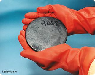Pastilă de uraniu