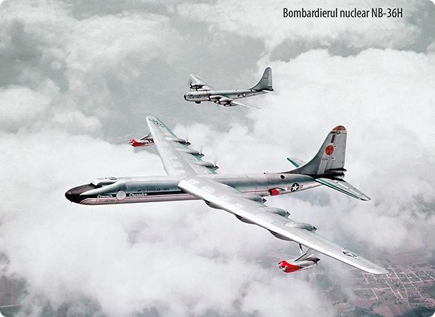 Bombardierul nuclear NB-36H