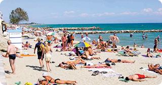 Cele mai murdare plaje românești