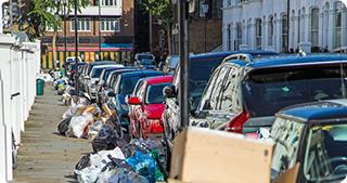 Anchete de corupție și fraudă în industria britanică de reciclare a plasticului