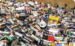 România, codașă la reciclarea bateriilor