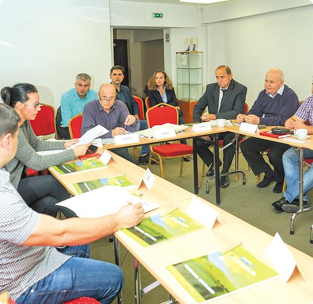 Şedință de informare pentru primăriile din Ilfov
