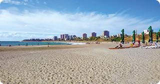 226,12 hectare de plaje noi, din fonduri europene