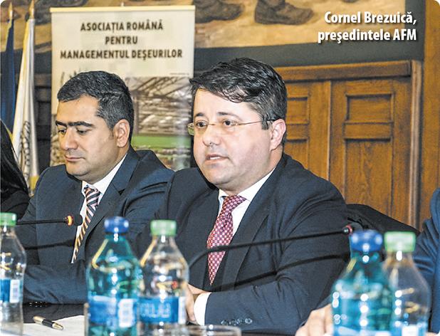 Președintele Administrației Fondului pentru Mediu, Cornel Brezuică