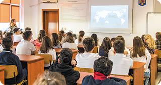 UrbanWINS: conştientizare privind colectarea separată a deşeurilor în şcoli