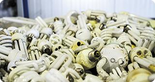 1.136 tone deșeuri din echipamente de iluminat, colectate și reciclate în 2018 de Asociația Recolamp