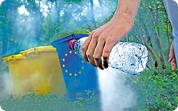 România va trebui să depună eforturi considerabile pentru intensificarea reciclării şi reducerea depozitării deşeurilor