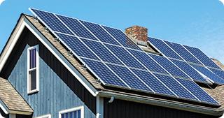 Finanțare pentru panouri solare