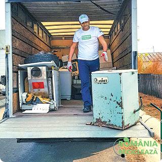 România reciclează
