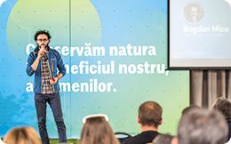 """Conferinţa """"Regăseşte România - Parteneriate durabile pentru natură 2019"""""""