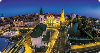 Oradea, exemplu  de bună utilizare a fondurilor UE