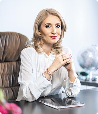Adela Lazăr, director general GreenPoint Management