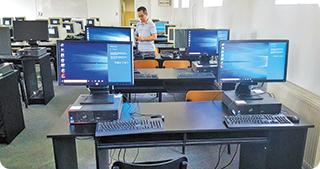 Echipamente IT uzate, recondiționate și donate școlilor care au nevoie