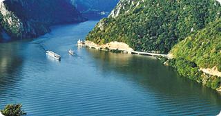 Platformă de date independentă pentru monitorizarea apei Dunării