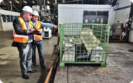 WEEELABEX - eticheta de excelență în materie de reciclare a DEEE-urilor