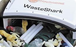 Rechinul Deșeurilor va aduna plasticul de pe apă