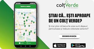 Recolamp a lansat aplicația ColțVerde pentru facilitarea colectării selective a deșeurilor periculoase