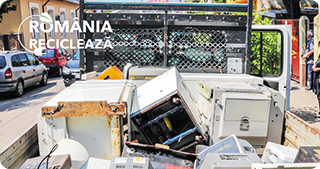 Asociația Environ a colectat și reciclat 23.000 tone de deșeuri electrice în 2019