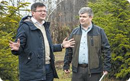 """Ministerul Mediului a lansat programul """"Românii plantează: O pădure cât o țară!"""""""
