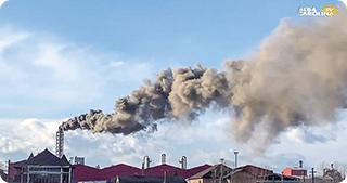"""Aerul din Sebeș în zona Kronospan: """"rău"""" și """"foarte rău"""""""