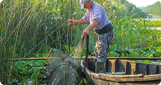 """WWF are ținte ambițioase: """"Zero plastic în Delta Dunării"""""""