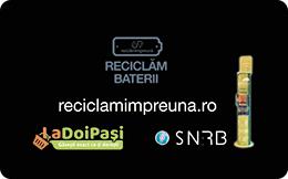 Clienţii magazinelor LaDoiPaşi au predat spre reciclare 1.000 kilograme baterii