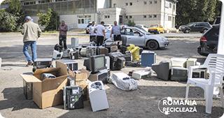 Industria reciclării deșeurilor electrice în anul 2020, sub semnul întrebării
